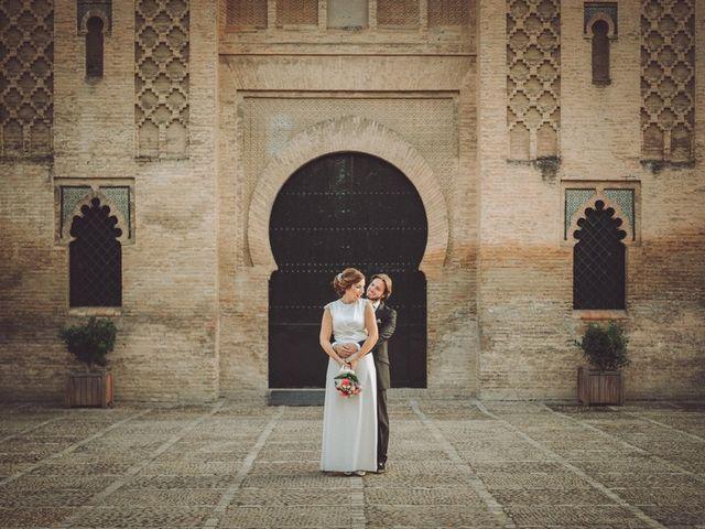 La boda de José Miguel y Sonia en Sevilla, Sevilla 1