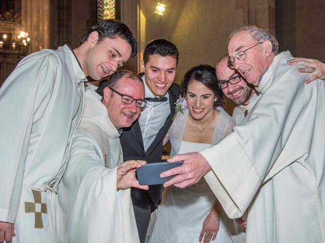 La boda de Oriol y Gemma en Sabadell, Barcelona 2