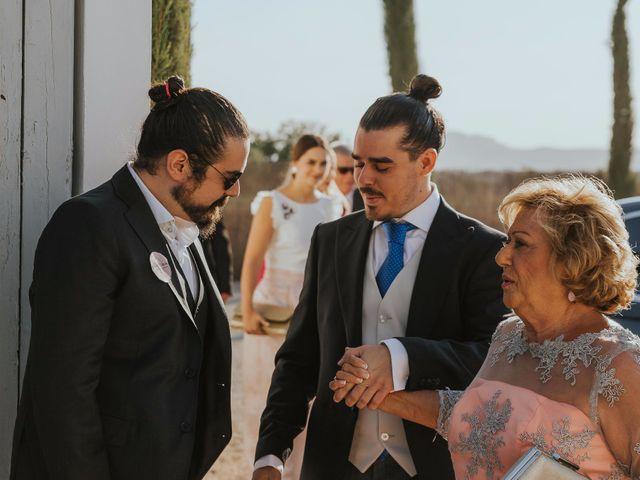 La boda de Carlos y Marta en Granada, Granada 2