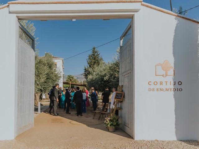 La boda de Carlos y Marta en Granada, Granada 4