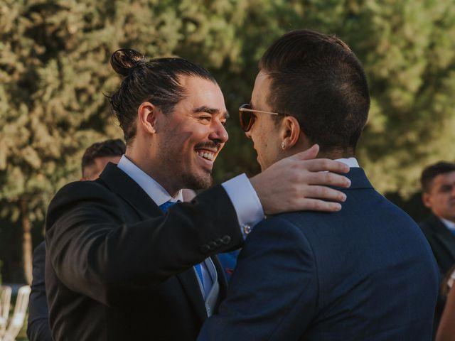 La boda de Carlos y Marta en Granada, Granada 5