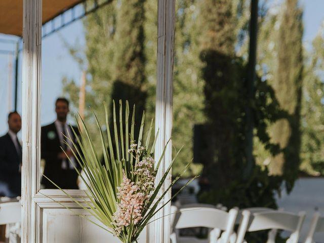 La boda de Carlos y Marta en Granada, Granada 7