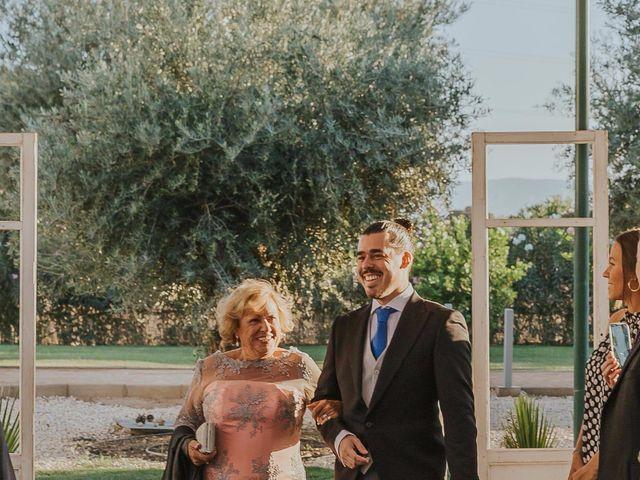 La boda de Carlos y Marta en Granada, Granada 8