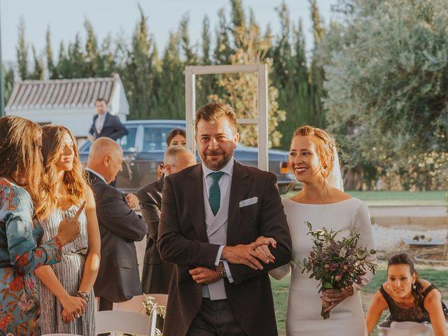 La boda de Carlos y Marta en Granada, Granada 10