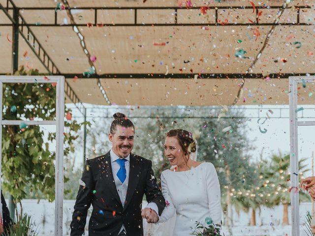 La boda de Carlos y Marta en Granada, Granada 20