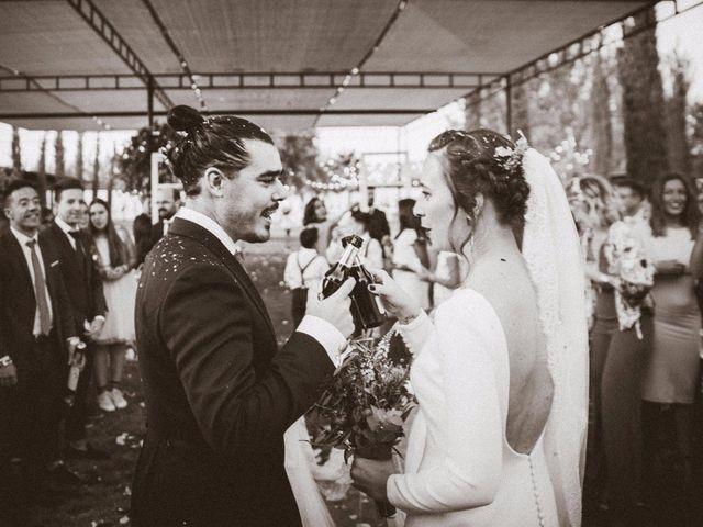 La boda de Carlos y Marta en Granada, Granada 21
