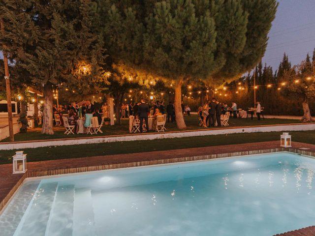 La boda de Carlos y Marta en Granada, Granada 24
