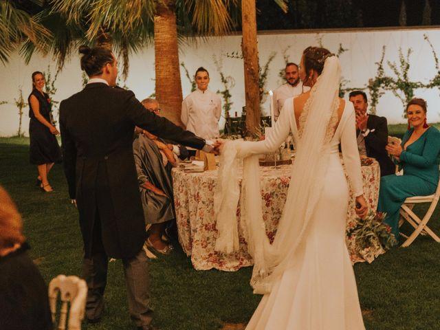 La boda de Carlos y Marta en Granada, Granada 28