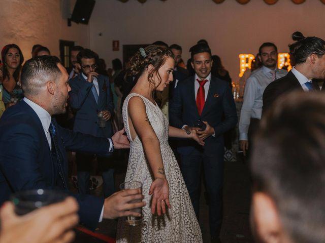 La boda de Carlos y Marta en Granada, Granada 37