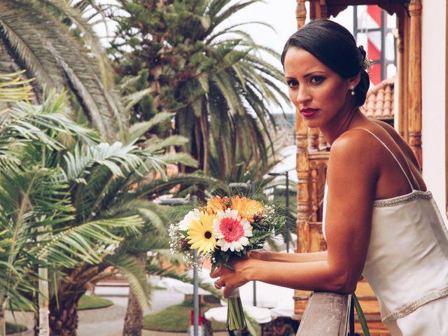 La boda de Daniel y Nayara en El Sauzal, Santa Cruz de Tenerife 4