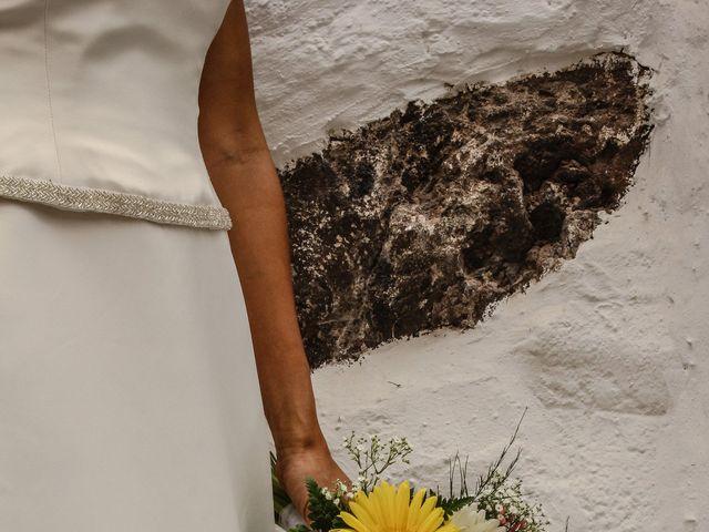 La boda de Daniel y Nayara en El Sauzal, Santa Cruz de Tenerife 1