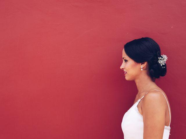 La boda de Daniel y Nayara en El Sauzal, Santa Cruz de Tenerife 6