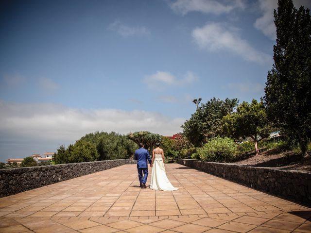 La boda de Daniel y Nayara en El Sauzal, Santa Cruz de Tenerife 7