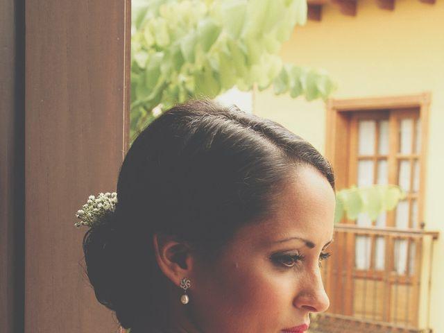 La boda de Daniel y Nayara en El Sauzal, Santa Cruz de Tenerife 10
