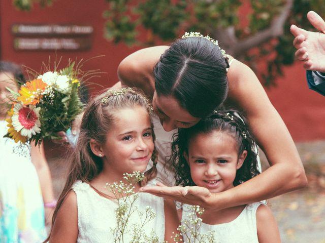 La boda de Daniel y Nayara en El Sauzal, Santa Cruz de Tenerife 13