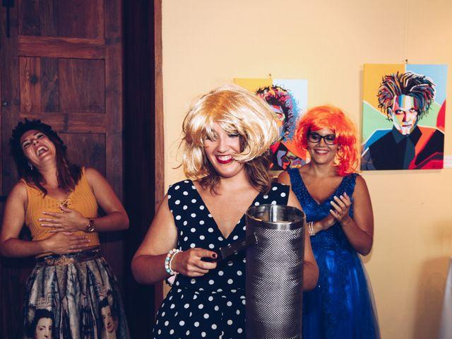 La boda de Daniel y Nayara en El Sauzal, Santa Cruz de Tenerife 17