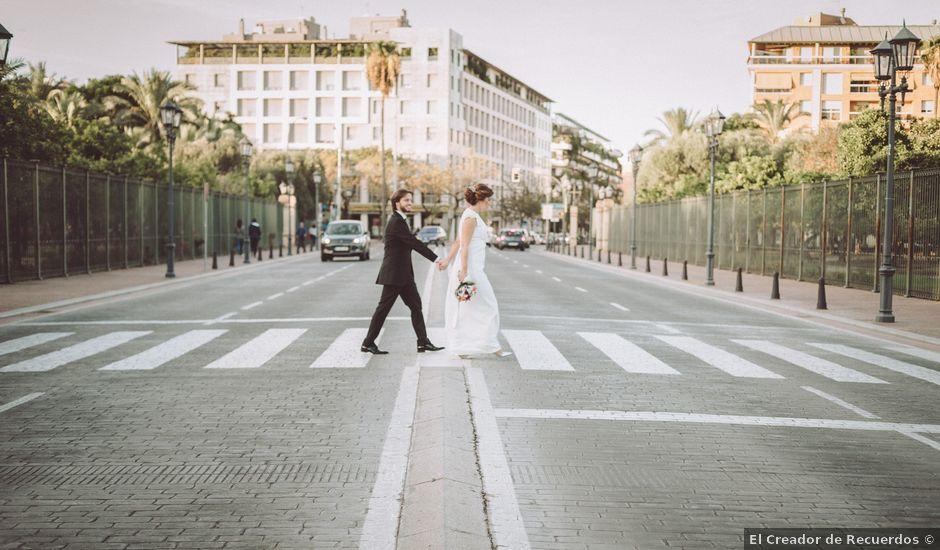 La boda de José Miguel y Sonia en Sevilla, Sevilla
