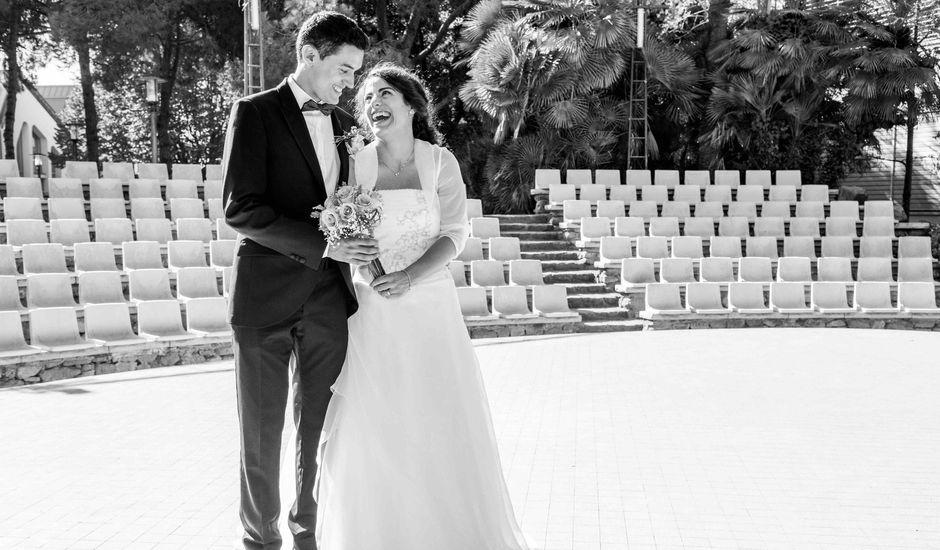 La boda de Oriol y Gemma en Sabadell, Barcelona