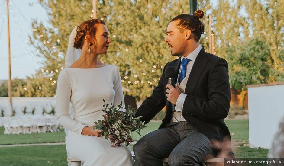 La boda de Carlos y Marta en Granada, Granada