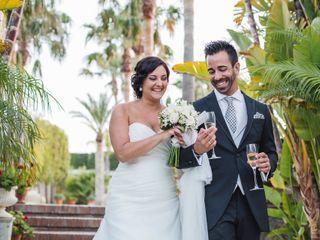 La boda de Lourdes y Adrián