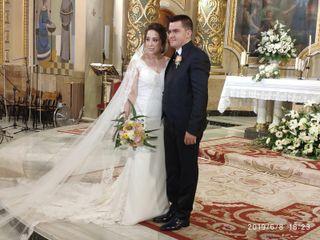 La boda de Josefa  y Manuel