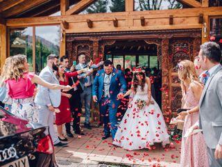 La boda de Aitana  y Alejandro