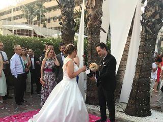 La boda de Daniel y Isabel 3