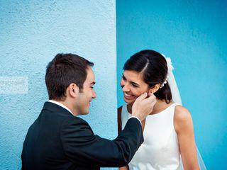 La boda de Oriol y Carlota