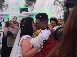 La boda de Tanya y Jesús