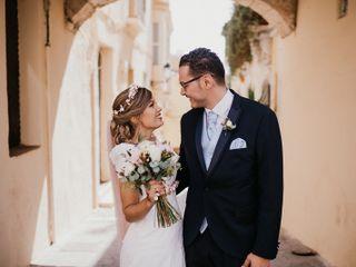 La boda de Hanan y Omar