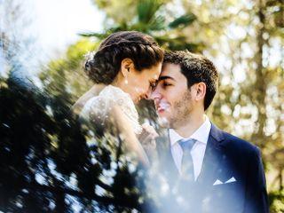 La boda de Nuria y chus