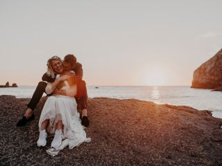 La boda de Laia y Cesar
