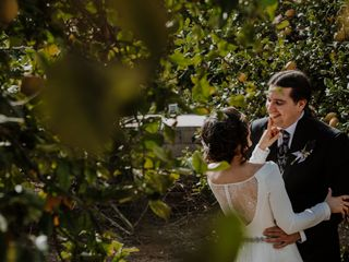 La boda de Laura y Jorge