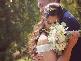 La boda de Iris y Dan