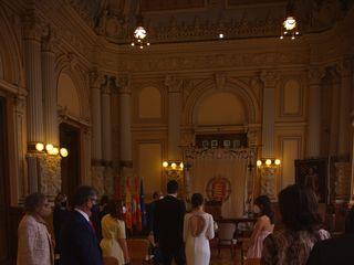 La boda de Lorena y Marcos 1