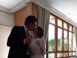 La boda de Lorena y Marcos