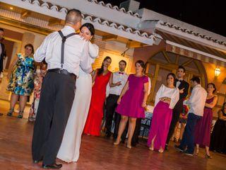 La boda de Sagra y Juanan 2