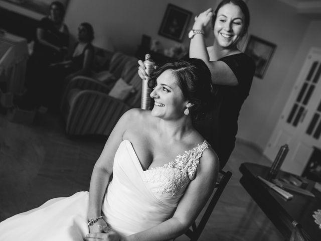 La boda de Adrián y Lourdes en Motril, Granada 17