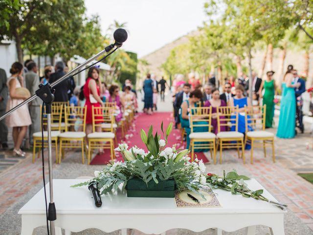 La boda de Adrián y Lourdes en Motril, Granada 21