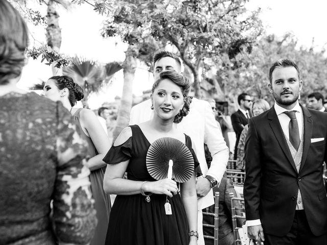 La boda de Adrián y Lourdes en Motril, Granada 27