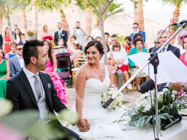 La boda de Adrián y Lourdes en Motril, Granada 2