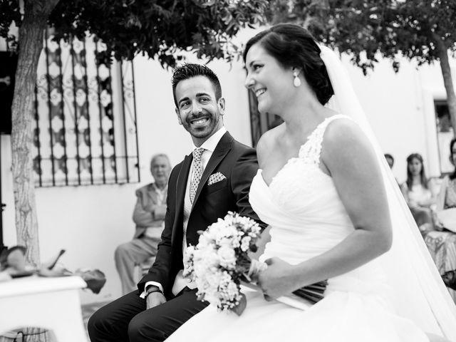 La boda de Adrián y Lourdes en Motril, Granada 31