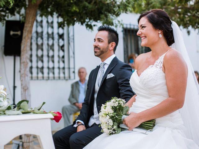 La boda de Adrián y Lourdes en Motril, Granada 33