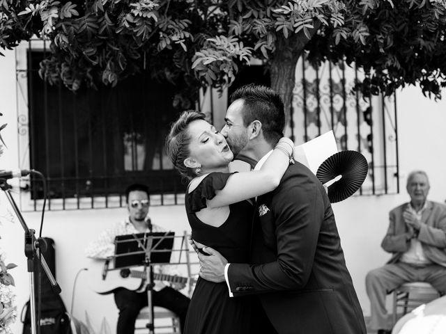 La boda de Adrián y Lourdes en Motril, Granada 34
