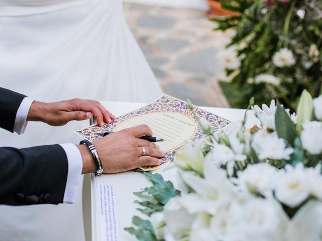 La boda de Adrián y Lourdes en Motril, Granada 40