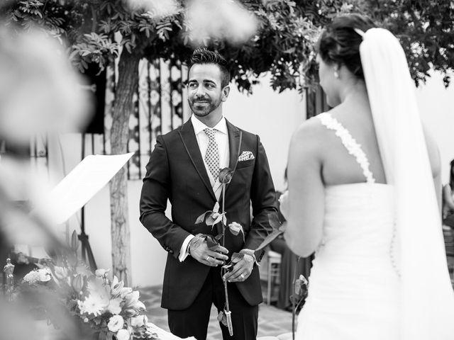 La boda de Adrián y Lourdes en Motril, Granada 41