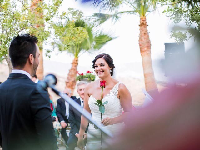 La boda de Adrián y Lourdes en Motril, Granada 42