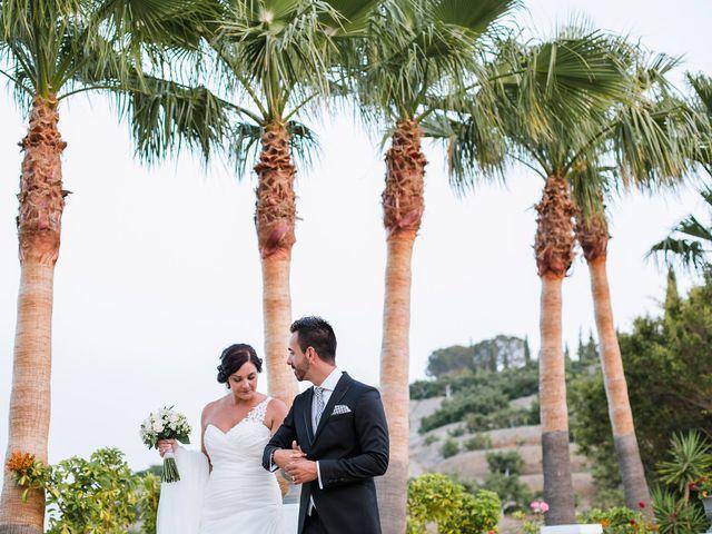 La boda de Adrián y Lourdes en Motril, Granada 48