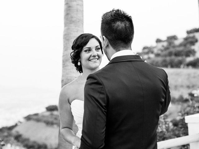 La boda de Adrián y Lourdes en Motril, Granada 49