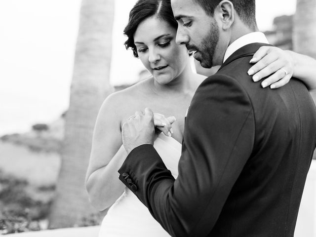 La boda de Adrián y Lourdes en Motril, Granada 50